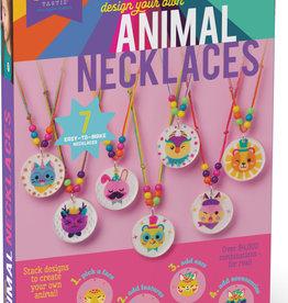 Ann Williams Group Ann Williams Design Your Own Animal Necklaces Kit