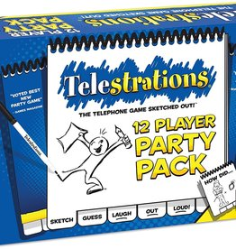 USAopoly USAopoly Telestrations 12 Player - Party Pack