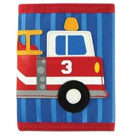 Stephen Joseph Stephen Joseph Wallet-Fire Truck