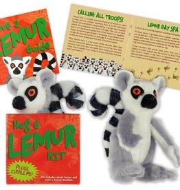 Peter Pauper Press, Inc. Peter Pauper Hug-a-Lemur Kit