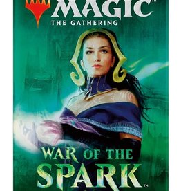 Magic The Gathering GTS Magic the Gathering: War/Spark Booster Pack