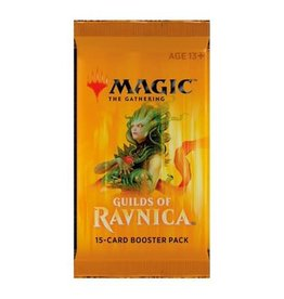 Pokemon GTS Magic the Gathering: Guilds of Ravnica Booster Pack