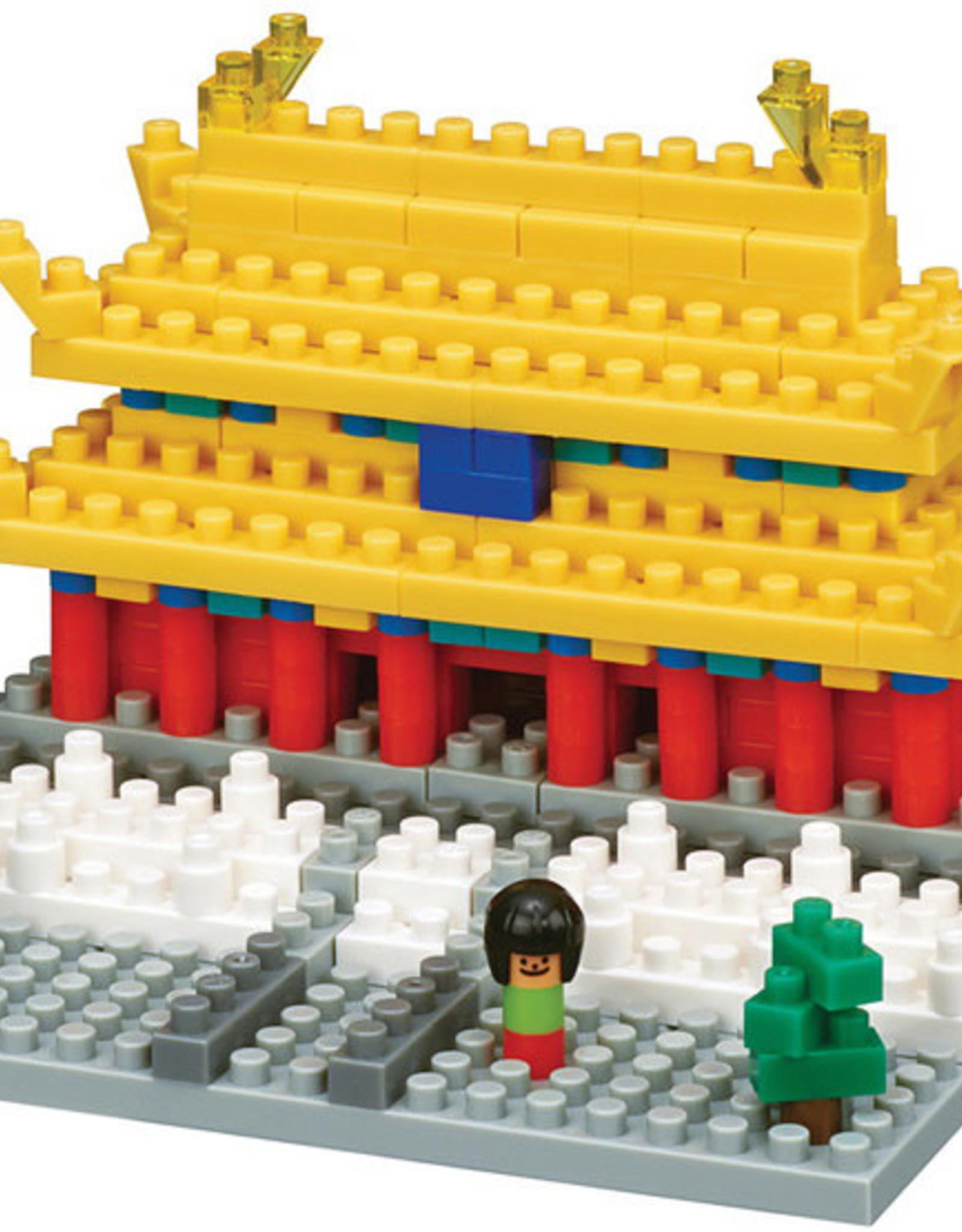 Schylling Schylling Nanoblock-The Forbidden City Blocks