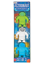Ooly Ooly Astronaut Erasers