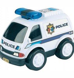 Toysmith Toysmith ZOOMSTERS MINI RESCUE TEAM-POLICE CAR