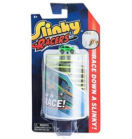 Poof Slinky Alex Slinky Racer-Yellow