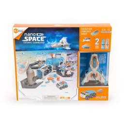 Innovation First Labs-Hexbugs Innovation First Hexbug Nano Space-Cosmic Command