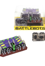Innovation First Labs-Hexbugs Innovation First Battlebots Remote Control Combat Bot-Witch Doctor