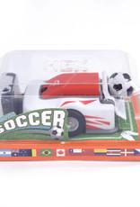 Innovation First Labs-Hexbugs Innovation First Hexbug R/C Robotic Soccer Single-RED