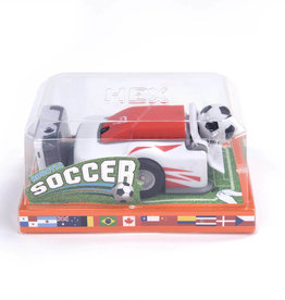 Innovation First Labs-Hexbugs Innovation First Hexbug R/C Robotic Soccer Single-RED