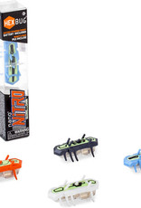 Innovation First Labs-Hexbugs Innovation First Nano Nitro Glow Hexbug-Orange/Green