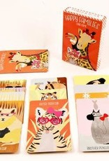 Floss & Rock Floss & Rock Happy Families Giant Size Card Game
