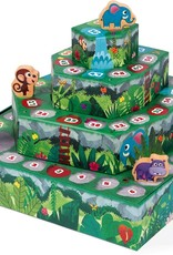 Janod Jura Toys Janod Racing Board Game-Jungle!