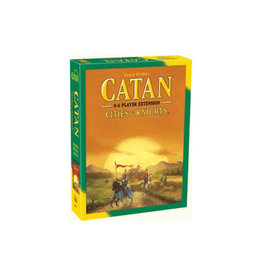 Asmodee Asmodee Catan Ext: Cities & Knights 5-6 Player