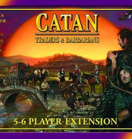 Mayfair Games Mayfair Games Catan Traders and Barbarians 5-6 Player Extension Pack