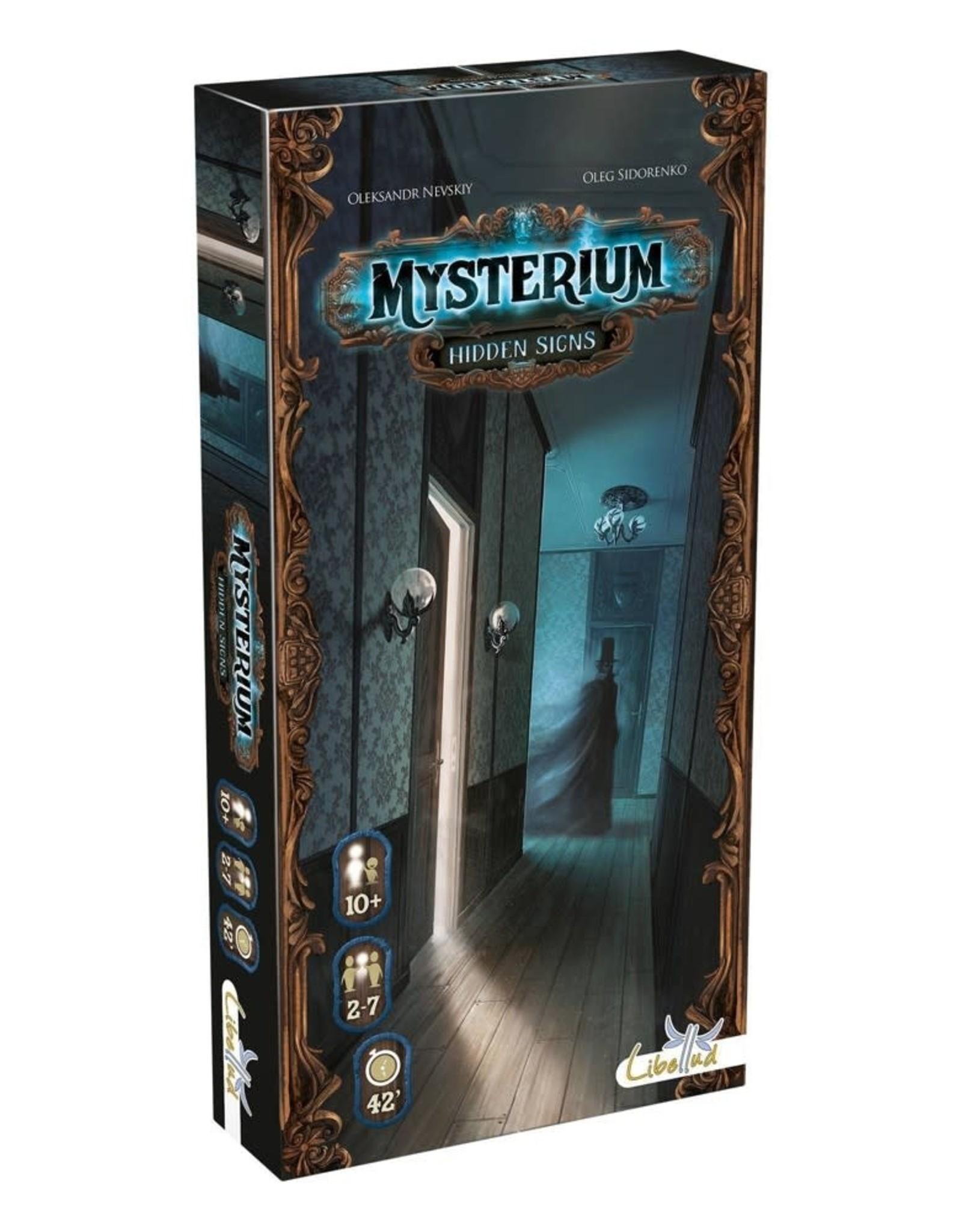 Asmodee Asmodee Mysterium Hidden Signs Expansion Game