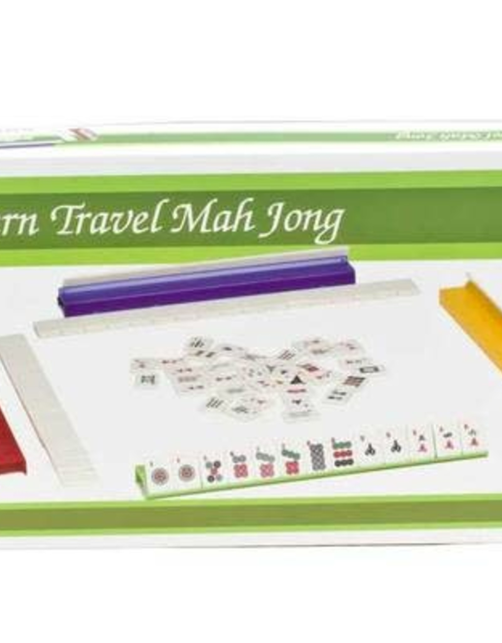 CHH Quality Products, Inc. CHH Games 2400 Western Travel Mahjong Set
