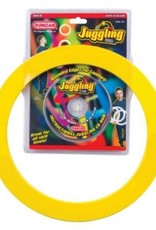 Duncan Toysmith Duncan Juggling Rings w/CD-YELLOW