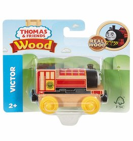 FISHER-PRICE FRIENDS PLAY Fisher Price Thomas Wood Engine Victor