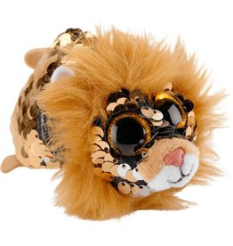 Ty Ty Teeny Tys Regal Sequined Lion 41251