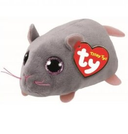 Ty Ty 41237 Teeny Tys Miko Grey Rat