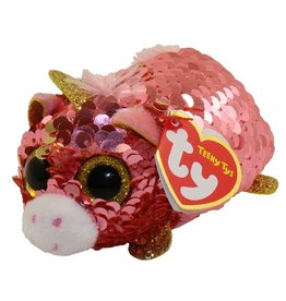 Ty Ty Teeny Tys Sunset Sequined Unicorn 42407