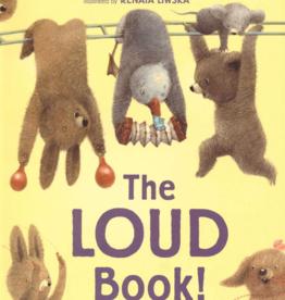 Houghton Mifflin Houghton Mifflin THE LOUD BOOK-Padded-Board Book