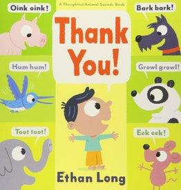ABrams Abrams THANK YOU! Board Book
