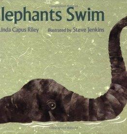 Houghton Mifflin Houghton Mifflin ELEPHANTS SWIM Paperback Book