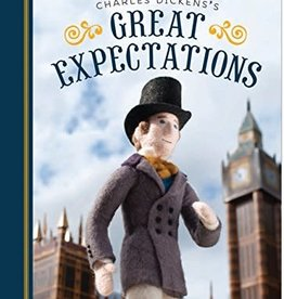 Chronicle Chronicle COZY CLASSICS: GREAT EXPECTATIONS Board Book