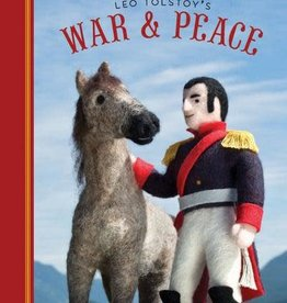 Chronicle Chronicle COZY CLASSICS: WAR AND PEACE Board Book