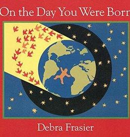 Houghton Mifflin Houghton Mifflin ON THE DAY YOU WERE BORN Board Book