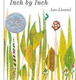 RH Childrens Books Random House INCH BY INCH Board Book