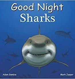 Penguin Penguin GOOD NIGHT SHARKS Board Book