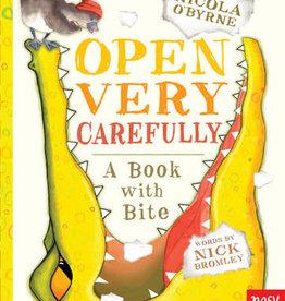 Random House Random House OPEN VERY CAREFULLY Board Book
