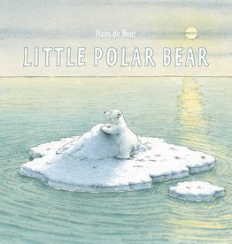 Simon & Schuster Simon & Schuster THE LITTLE POLAR BEAR Board Book