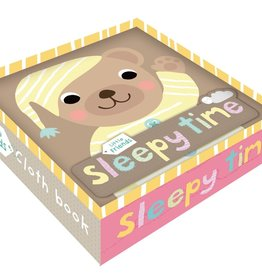 Macmillan Macmillan LITTLE FRIENDS: SLEEPY TIME Cloth Book
