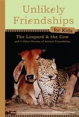 Workman Publishing Co Workman UNLIKELY FRIENDSHIPS:THE LEOPARD AND THE COW-Hardcover