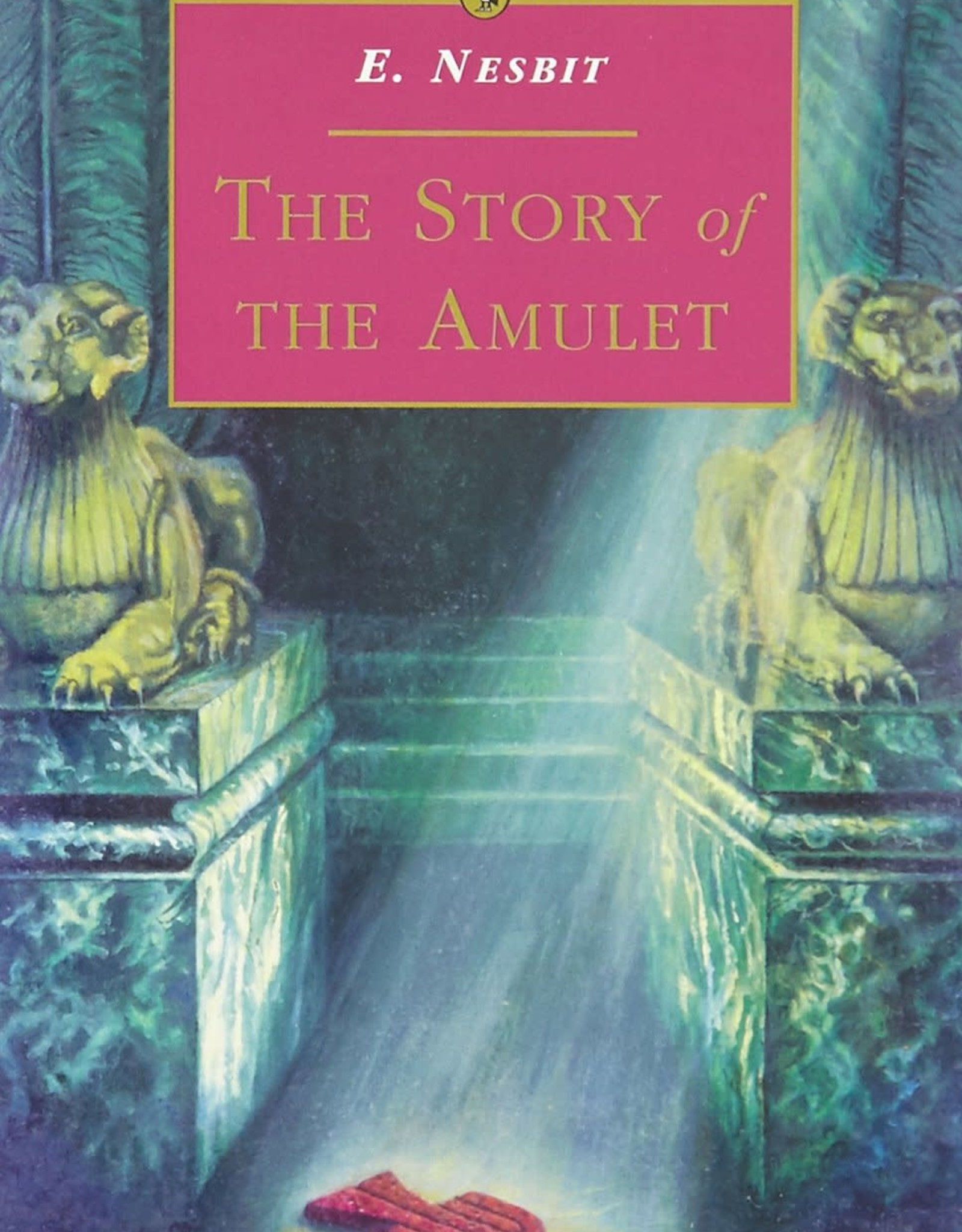 Penguin Penguin THE STORY OF THE AMULET-Paperback