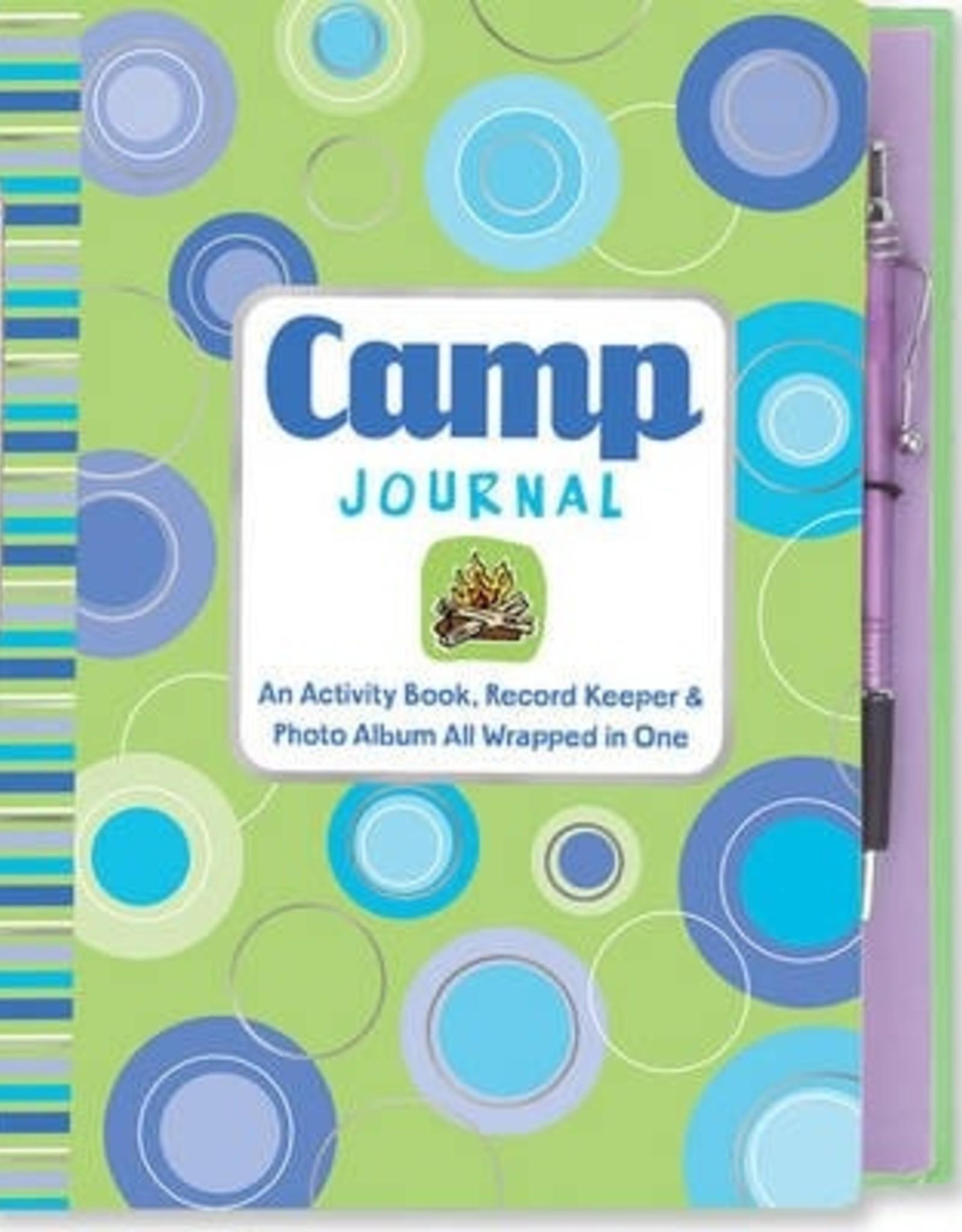 Peter Pauper Press, Inc. Peter Pauper Camp Journal