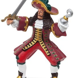 Hotaling Hotaling Papo Captain Hook Pirate 39420
