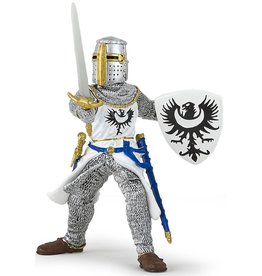 Hotaling Hotaling Papo White Knight with Sword 39946