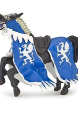 Hotaling Hotaling Papo  Blue Dragon King Horse 39389