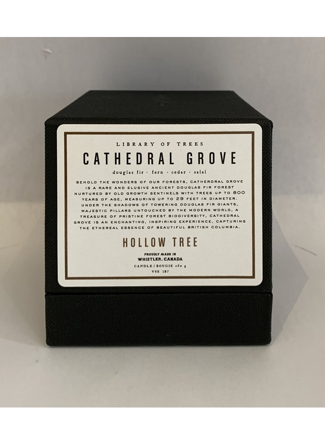 Cathedral Grove Candle