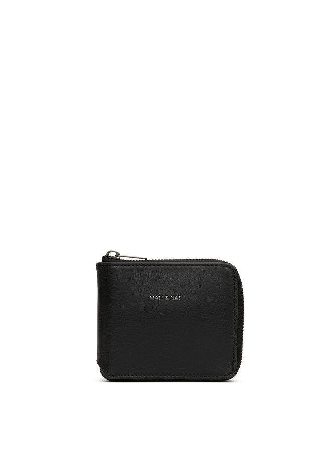 Watson Vintage Wallet    Black