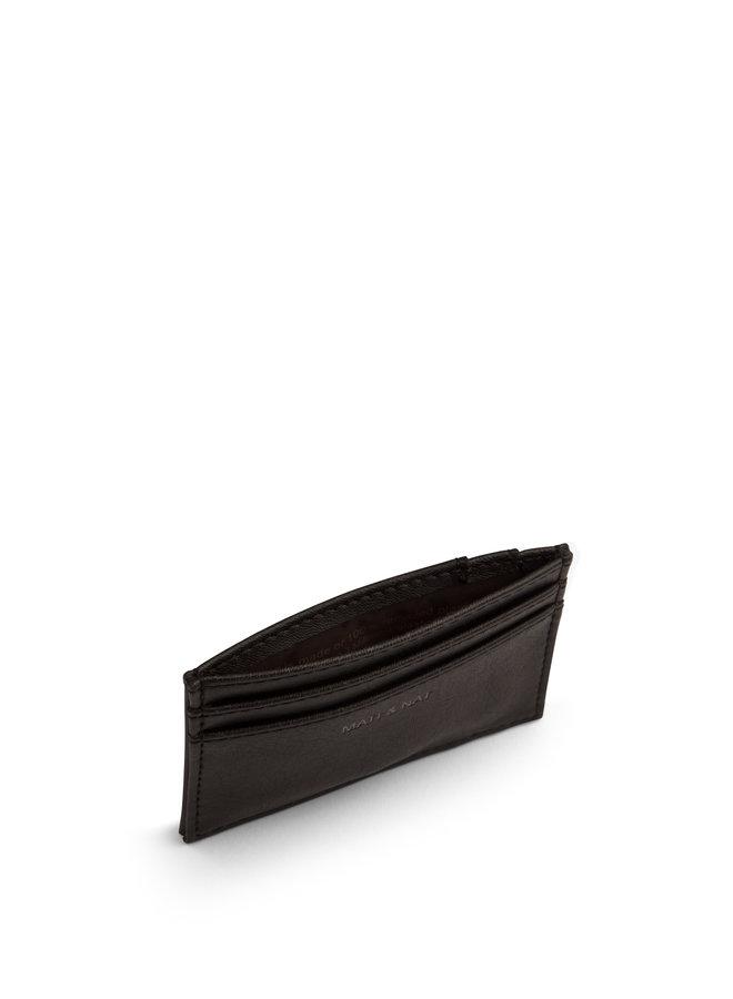 Max Vintage Cardholder| Black