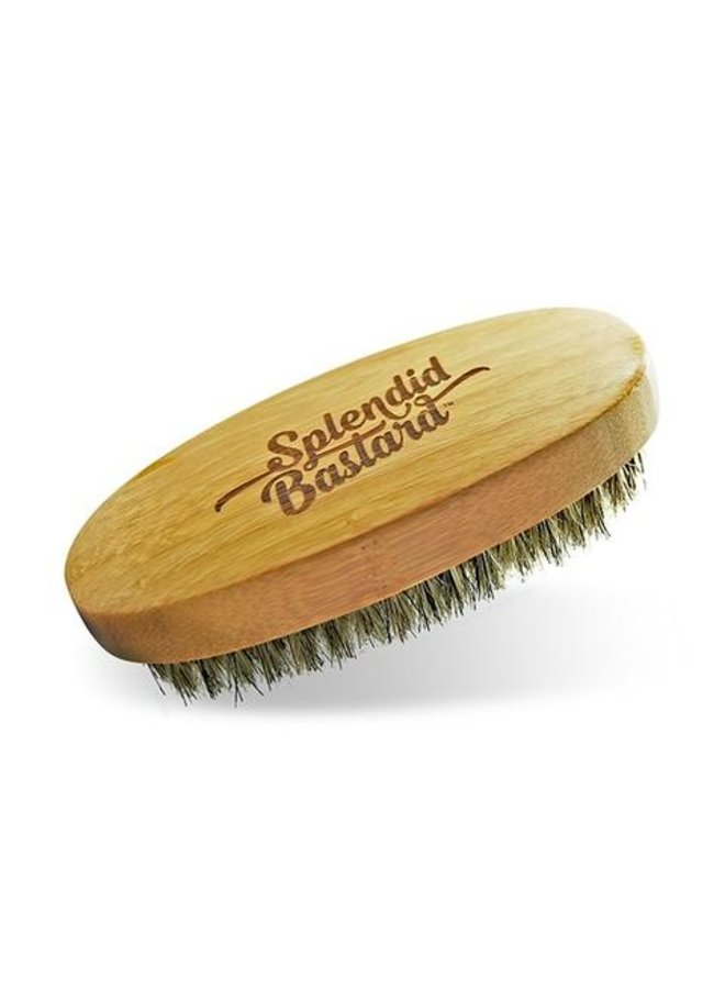 Beard Brush Bamboo