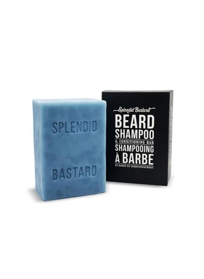 Beard Shampoo 5oz bar Lemon Grass