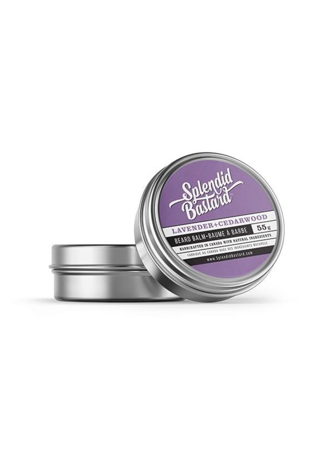 Beard Balm 2oz Lavendar Cedarwood