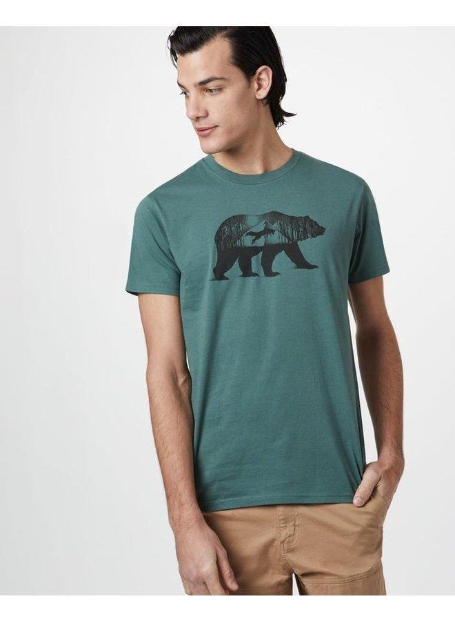 Mens  Den Cotton Classic T-shirt